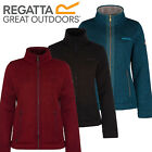Regatta Ladies Womens Ranita Fleece High Pile Extra Thick Full Zip Jacket  New