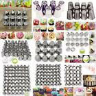 New Russian Tulip Icing Piping Nozzles Tips Cake Decorating Sugarcraft Tools Set