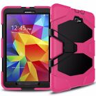 Shockproof Rubber Stand Case Cover for Samsung Galaxy Tab A 10.1'' SM-T580 T587