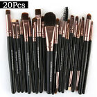 Внешний вид - 20PCS Cosmetic Make up Brushes Set Foundation Blusher Eyeshadow Lip Brush Tool