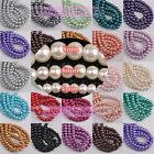 Wholesale 4mm 6mm 8mm Glass Pearl Round Spacer Loose Beads Bulk Lot