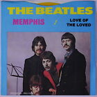 BEATLES: Memphis / Love Of The Loved 45 (PS, colored wax) Rock & Pop