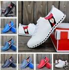 Kyпить New Mens Sneakers Canvas Mesh Fashion Breathable Sports Running Casual Shoes на еВаy.соm