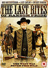 The Last Rites Of Ransom Pride (DVD) BRAND NEW & SEALED  FREE POSTAGE