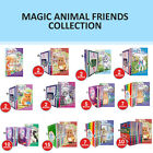 Magic Animal Friends Vol(1-15) Collection 15 Books Gift Wrapped Slipcase Set New