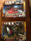 PIRATES EXPEDITIONS SHARK / OCTOPUS TOY SET KIDS GREAT FUN BNIB