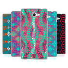 HEAD CASE DESIGNS CHAMELEON SKIN PATTERNS SOFT GEL CASE FOR SONY XPERIA M2