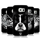 HEAD CASE DESIGNS BIG FACE ILLUSTRATED 2 HARD BACK CASE FOR SAMSUNG GALAXY S6