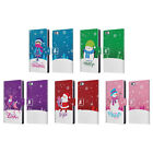 HEAD CASE DESIGNS CHRISTMAS TIDINGS LEATHER BOOK WALLET CASE FOR HUAWEI P8LITE