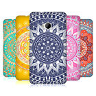HEAD CASE DESIGNS MANDALA HARD BACK CASE FOR HTC ONE M7