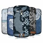 HEAD CASE DESIGNS JEANS AND LACES HARD BACK CASE FOR SAMSUNG GALAXY S3 III MINI