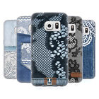 HEAD CASE DESIGNS JEANS AND LACES SOFT GEL CASE FOR SAMSUNG GALAXY S7