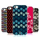 HEAD CASE DESIGNS PAWS SOFT GEL CASE FOR APPLE iPHONE 5C