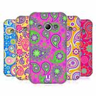 HEAD CASE DESIGNS PSYCHEDELIC PAISLEY SOFT GEL CASE FOR SAMSUNG GALAXY XCOVER 3