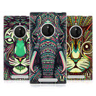 HEAD CASE DESIGNS AZTEC ANIMAL FACES 2 SOFT GEL CASE FOR NOKIA LUMIA 830