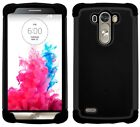 Shock Proof Heavy Duty Tough Armour Defender Rugged Hard Case Cover For LG G3