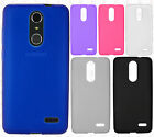 For ZTE Grand X4 Frosted TPU CANDY Gel Flexi Skin Case Cover Accessory