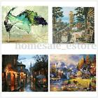 """16X20"""" DIY Paint By Number Kit Oil Painting On Canvas Home Ornament No Frame"""