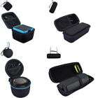 Travel Portable Hard EVA Storage Zipper Carry Case Pouch Bag F Bluetooth Speaker