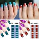 Newest Nail Stickers Shiny Polish Sticker Nail Art Decals Full Wrap Decal 1Sheet