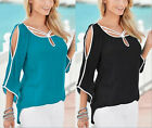 Casual T-Shirt Summer New Women Top Loose Short Blouse Tops Ladies Sleeve