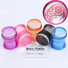 1Pc Stamper & BORN PRETTY Scraper 3.9cm Clear Jelly Silicone Manicure Stamp Kit