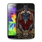 HEAD CASE DESIGNS DEVIL MASK BATTERY COVER FOR SAMSUNG GALAXY S5 / S5 NEO