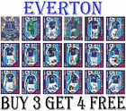 Match Attax 2016 2017 EVERTON Cards 2016/17 (#91-108)