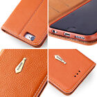 Luxury Magnetic Flip Cover Stand Wallet Leather Case for Apple iPhone Models