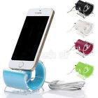 Sync Dock Lightning Cradle Cable USB Charging Station for iPhone5 6 5s 6s Plus