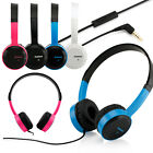 Over-Ear Adjustable 3.5mm Earphone Stereo Headset Headphone for Smartphone MP3