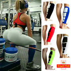 Elastic Knee Calf Leg Running Compression Sleeve Socks Shin Splint Support CFR