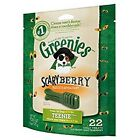 Greenies Canine SCARY BERRY Oral Health 6 oz pkg TEENIE, PETITE, REGULAR