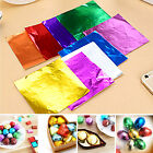 100 X Square Foil Wrappers Package Für Party Sweets Chocolate Folienverpackungen