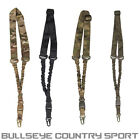 Mil-Tec Single Point Bungee Sling Metal Clasp Airsoft Army Style