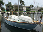 1964 Pearson Vanguard 32' Sailboat w 8' Walker Bay Dinghy - Florida