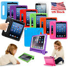 Kids Shock Proof Safe Foam Case Handle Cover Stand For iPad 2 3 4 / iPad Mini US