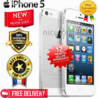 BRAND NEW SEALED UNLOCKED APPLE iPhone 5 iPhone 4s 4G MOBILE WHITE BLACK SSS+++