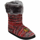 Chicago Blackhawks Forever Collectibles Ladies Peak  Boot Winter Boots