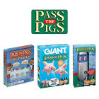 Brand new Pass the Pigs dice game – range inc. Giant, Standard & Party editions!