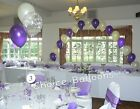 Wedding Balloon Arch & 10 Table Displays - Many Colours & Designs - DIY Kit