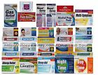 PURE-AID Various OTC Treatments/Cream/Ointments/MORE Exp.10/17+ *YOU CHOOSE* New