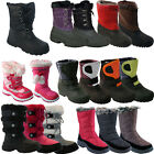 Kyпить **  MENS LADIES KIDS SNOW BOOTS WATERPROOF THERMAL WELLINGTONS FUR WINTER WOMENS на еВаy.соm