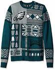 Philadelphia Eagles Patches Mens Ugly Sweater