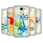 HEAD CASE DESIGNS GEOMETRIC FOOTBALL MOVES HARD BACK CASE FOR LG PHONES 3