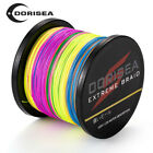 4 strands Multi-Colors 100M-1500M 8LB-150LB 100% PE Dyneema Braided Fishing Line