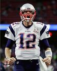 Tom Brady New England Patriots Super Bowl LI Action Photo TU097 (Select Size)