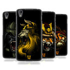 HEAD CASE DESIGNS WARRIORS FROM THE WILD BACK CASE FOR BLACKBERRY DTEK50 / NEON
