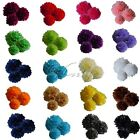 12pcs Tissue Paper Pom Poms Paper Ball Wedding Birthday Party Home Favor Decor