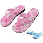 Women Summer Camouflage Thong Flip Flops Beach Sandals Slippers Shoes Casual